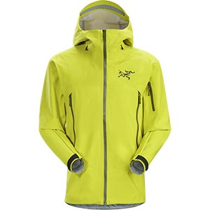Sabre Jacket, men's, Fall 2018 colors of discontinued model