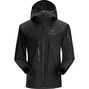 Alpha SV Jacket, men's, discontinued Spring 2020 model