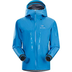 Alpha SV Jacket, men's, discontinued Spring 2017 colors