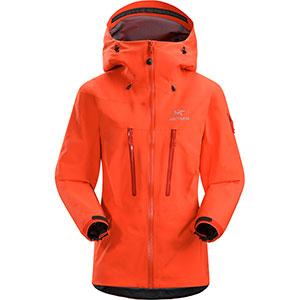 Alpha SV Jacket, women's, discontinued Spring 2016 model