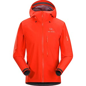 Alpha FL Jacket, men's, discontinued Spring 2017 colors