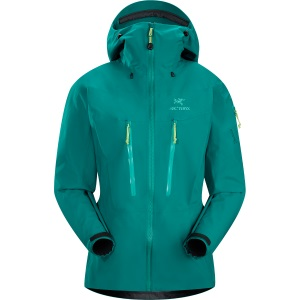 Alpha SV Jacket, women's, discontinued Spring 2014 colors