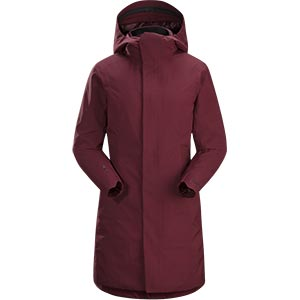 Durant Coat, women's, discontinued Fall 2108 colors