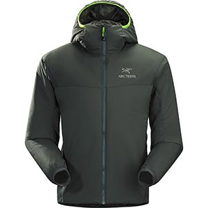 Atom LT Hoody, men's, discontinued model, Spring 2017 colors