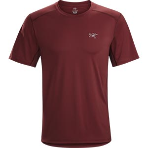 Ether Crew SS, men's, discontinued Spring 2018 colors