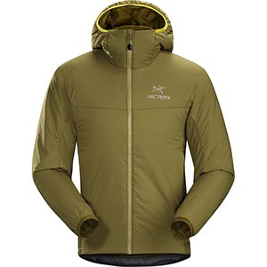 Atom LT Hoody, men's, discontinued model, Fall 2017 colors