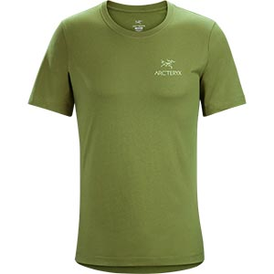 Emblem SS T-Shirt, men's, 2017 colors of discontinued model