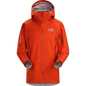 Sabre Jacket, men's, Fall 2017 colors of discontinued model