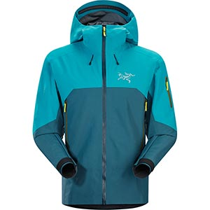 Rush Jacket, men's, discontinued colors