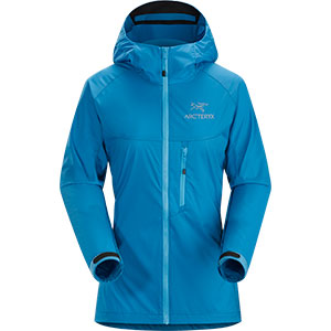 Squamish Hoody, women's, discontinued colors