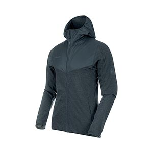 Alvra ML Hooded Jacket, men's