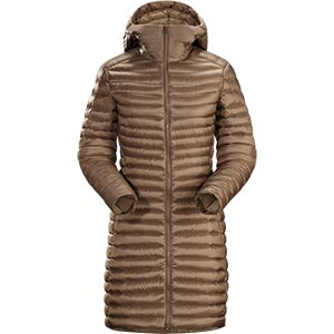 Nuri Coat, women's, discontinued Fall 2018 colors