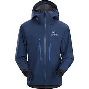 Alpha AR Jacket, men's, discontinued Spring 2018 colors