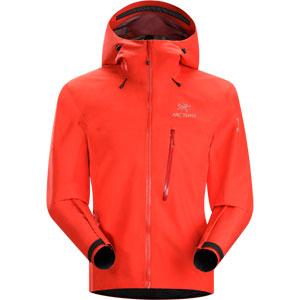 Alpha FL Jacket, men's, discontinued Fall 2015 colors