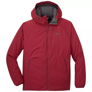 Refuge Hooded Jacket, men's