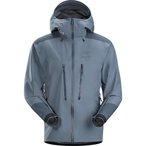 Alpha AR Jacket, men's, discontinued Spring 2020 model