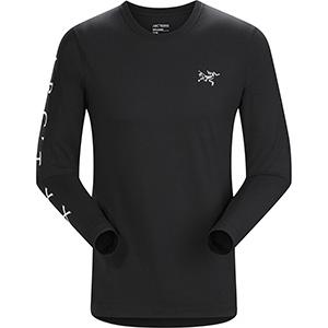 Downword T-Shirt LS, men's, Fall 2019 model