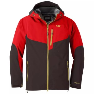 Hemispheres Jacket, men's