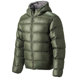 Alpine Light Down Parka, men's, 2012