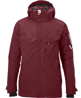 Cadabra Insulated Jacket. men's