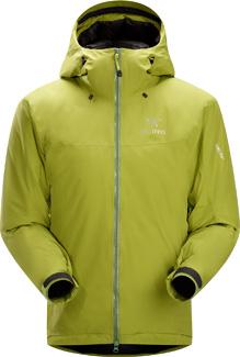 Fission SL Jacket, men's, discontinued Spring 2014 colors