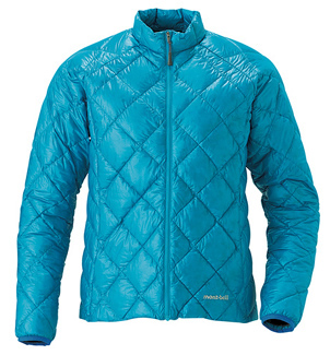 EX Light Down Jacket, women's, 2012