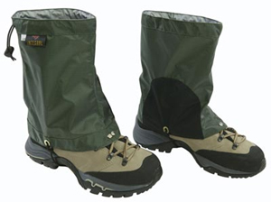 eVent Shortie Gaiters